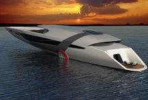 Tesla båtar