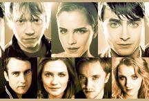 Harry Potter  / by Danielle Hanchey Kiser