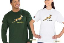 Rugby World Cup - Springbok Supporters!