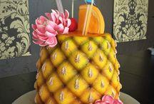 Kendalls wedding cake