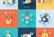 Illustration / Icons, Graphics