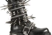 Newrock Boots