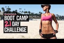 Bodyrock 21day hiit / Bodyrockbootcamp! 21day challenge!