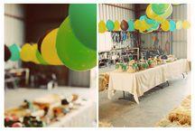 Birthday Parties / by Amanda Gray