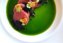 plates food / tányéron tálalt étel különlegességek