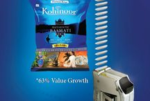 Kohinoor Campaign / After an extensive and highly competitive pitch, we succeeded in winning the business for Kohinoor Basmati rice. The main campaign, based on the brand's 'True Basmati' positioning, spanned across #TV, #Sponsorships, #PR and Trade #Press. Results showed that Kohinoor now enjoys 63% Value growth (year on year) and has been year-marked in a recent Mintel report as being the 'fastest growing rice brand in the UK'. www.mediareach.co.uk/portfolio_page/kohinoor-foods