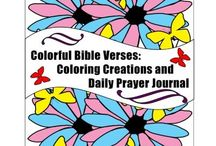Christian Coloring Books and Journals