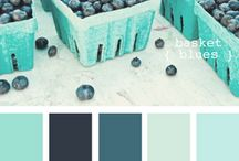 Mint to be / Yep... I'm making a third wedding board. The colour mint and glitter and sparkles :)