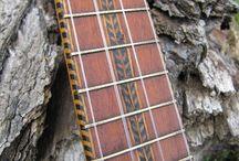 Luthier work