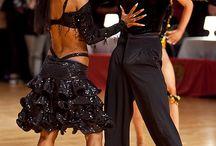 Ballroom Dancing Style