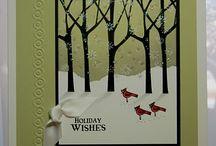 Cards / by Jennifer Treadway