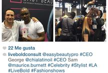 America´s Beauty Show #ABS15 #Chicago / Visit us at booth #1974 #Chicago #Latinoil #ChíaSeed #Beauty #Hair ♥