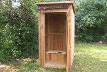 Outhouses and Privys / by Glen Stewart