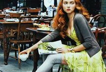 Lily Cole / by Akino