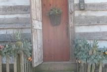 Open the Front Door....