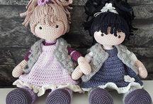 Amigurumi Puppen Vic