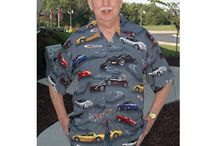 Corvette Men's Apparel