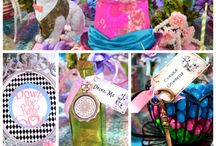Alice in Wonderland Ideas