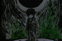 My Drawings / my sketchbook