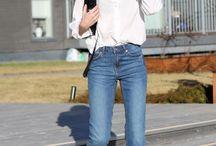 Trend: jeansy przed kostkę