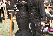 Goth Couples