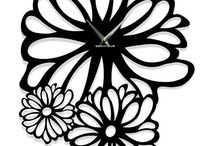 Nástenné hodiny / Wall clocks / Inšpiruj sa nástenným hodinami na pintereste a nakúp na: www.obraznastenu.sk