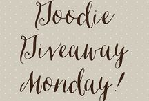 Goodie Giveaway Monday! / Every Monday we'll be giving out FREE goodies to our loyal fans :)      Like our page @ www.facebook.com/swatchcolorshop for updates, prizes, and how to enter.