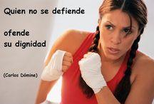 La defensa / Frases sobre la defensa