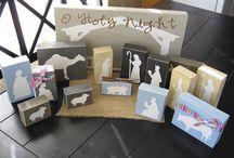 Christmas Crafts / crafts for the Christmas season