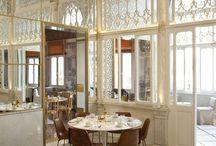 Cool Restaurants & Bars