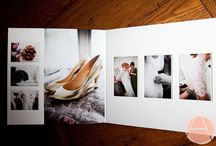 Album Layout Inspiration / Ispirazioni per album di matrimonio