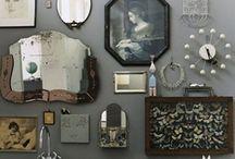 Bathroom & mirrors