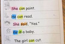 Sight Words / by Andrea