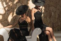 SUBLIMOTION wears Charo Ruiz Ibiza / Fashion and gastronomy