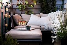 Tuin/ veranda
