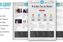 Free Themes and Resources / by FlashMint - Flash Website Templates