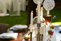 Wedding decor / by Heather Hall