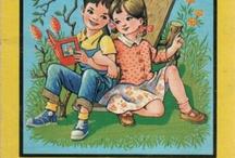 Boeken kindertijd