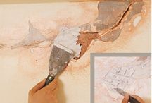 How to plaster walls