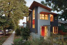 Modernist Home Designs / by Matt Polinchak