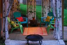 Amazing outdoor spaces / What my dream backyard might look like / by Sandra Hazen