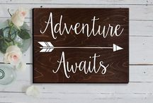 Adventure Themed Baby Room