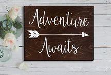 Adventure Themed Baby Room