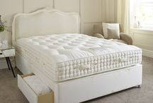 British Wool Beds and Mattresses / This board showcases a selection of British Wool Beds