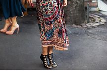 Fashion ideas / Ideas on what to wear