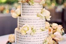 Wedding bells: The Cake