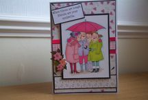 cards and cameo makes by jane middleton