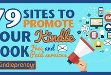 Promoting your eBook / Ideas and resources on how to promote your eBook.