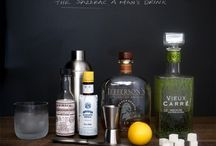 Pour Decisions - Cocktail ideas / What are you having? / by Erin Creley