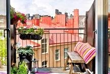 Balcony & Terrace / by Josefa Galindo